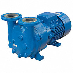 Vacuum Pump, Liquid Ring, 17.3 HP, 200 CFM