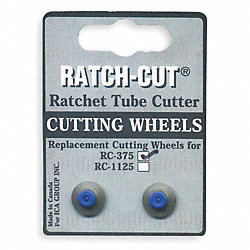 Tube Cutter Wheel For RC375, PK 2