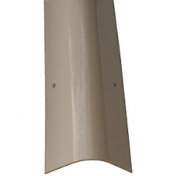 Corner Guard, OAH48In, Beige, Rounded Angle