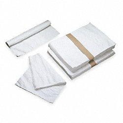Heavy Duty Towel, Single Fld, Brown, PK1000
