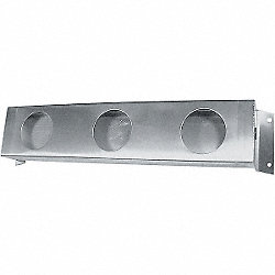 Bracket, ID, Stainless Steel, 20.24In