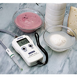 PH Meter For Food