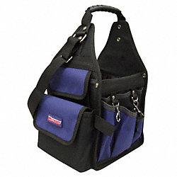 Electricians Tote, 25 Pkt and Loops