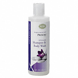 Shampoo and Body Wash Refill, Pearl, PK 48