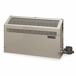 Hazardous Location Wall Heater, 9 In. D