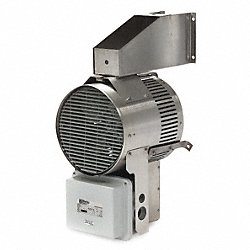 Electric Washdown Heater, 68240 BtuH, 480V