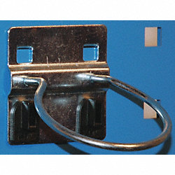 Ring Hook, Dia 2 3/8 In, PK 2