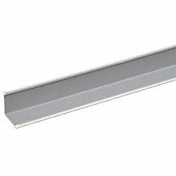 Wall Molding, Ceiling Tile, Steel, 12 ft. L