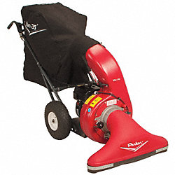 Litter Vac, Push, 6HP/170cc, 2000cfm