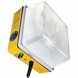 Portable Work Light  , MH, 100W, Yellow