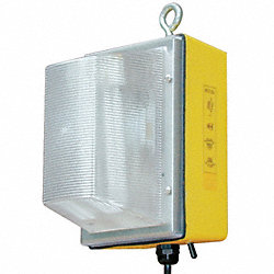 Portable Work Light, HPS, 70W, Yellow