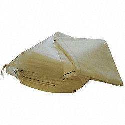 Disposable Bag Liners, For MV650SPH, PK 12