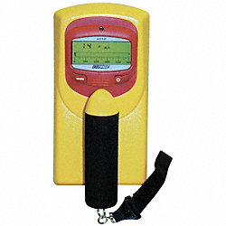 Pressurized uR Ion Chamber Survey Meter