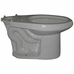 Viper Avalanche Toilet Bowl, Elongated