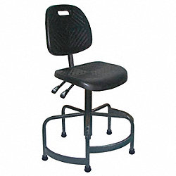 Chair, 300 lb., Black
