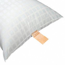 Pillow, King , 37x21 In., White