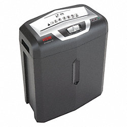 Paper Shredder, Cross-Cut, Personal