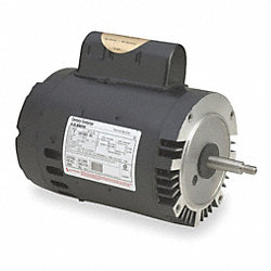 Pool Motor, 1/2-1/15 HP, 3450/1725 RPM, 115