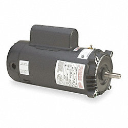 Pool Pump Motor, 3 HP, 3450 RPM, 208-230VAC