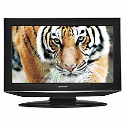 19 In. 720p LCD HDTV with DVD Player