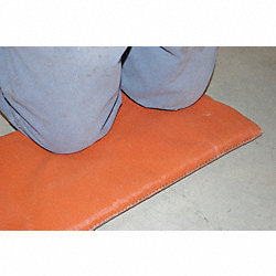 Welding Pad, 24x72x1, Insulated