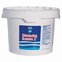 Concentrated Chlorine Granules, 25 lb.