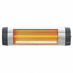 Electric Infrared Heater, 10, 236 BtuH