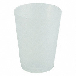 Disposable Tumbler, 10 Oz, Frosted, PK 500