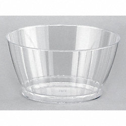 Bowl, 6 Oz, Clear, PK240