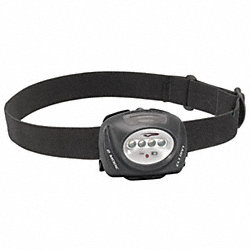 Headlamps, AAA, 2, Black