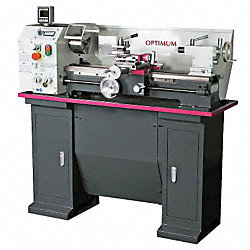Bench Lathe, 11x27, 1HP, VS, 1 Phase