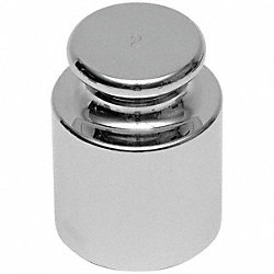 Calibration Weight, 5g, Stainless Steel