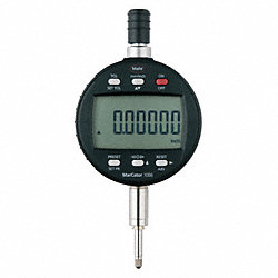 Electronic Digital Indicator, 0.500 In
