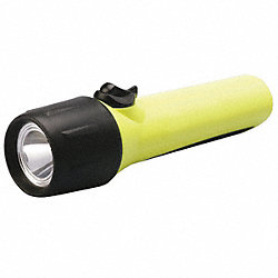 Spotlight, Portable, Yellow, 107 Lumens
