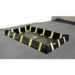 Collapsible Wall Containment Berm, 179gal