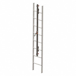 Vrtcl Access Ladder System Kit, 60 ft. L