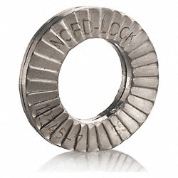 Lock Washer, SS, Fits 3/4 In, 0.13 Th, Pk100