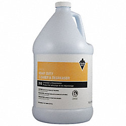 Cleaner Degreaser, Bottle, Size 1 gal.
