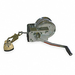 Conf.Space Winch, 88 ft., Steel