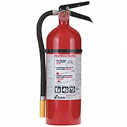 Fire Extinguisher, Dry, ABC, 3A:40B:C