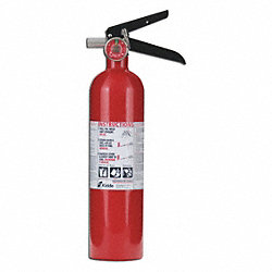 Fire Extinguisher, Dry Chemical, 1A:10B:C