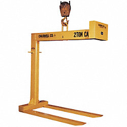 Pallet Lifter, Std Fixed Fork, 3T, L48