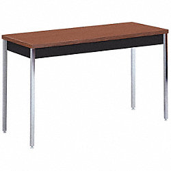 Meeting Table, Blk, 60x20