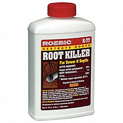 Root Killer, Size 2 lb., Odorless
