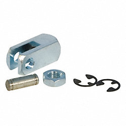 Rod Clevis, 1-1/4 In, 1-1/2 In Bore