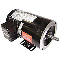 Vector Motor, 15.0 lb-ft, 5 HP, 230/460 V