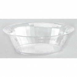 Bowl, 8 Oz, Clear, PK240