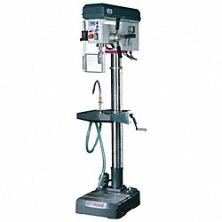 Floor Drill Press, 16 In, 2 HP, 220V, VS