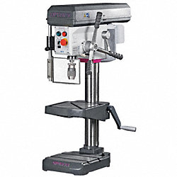 Bench Drill Press, 13 In, 1 HP, 115V