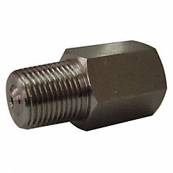 Snubber, Filter, 1/4In NPT, 5000psi, SS